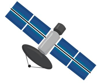 子ども用GPSの精度 人工衛星
